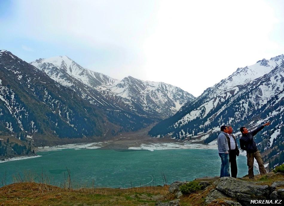 красивые места алматы фото